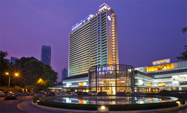 广州白云宾馆多媒体会议室