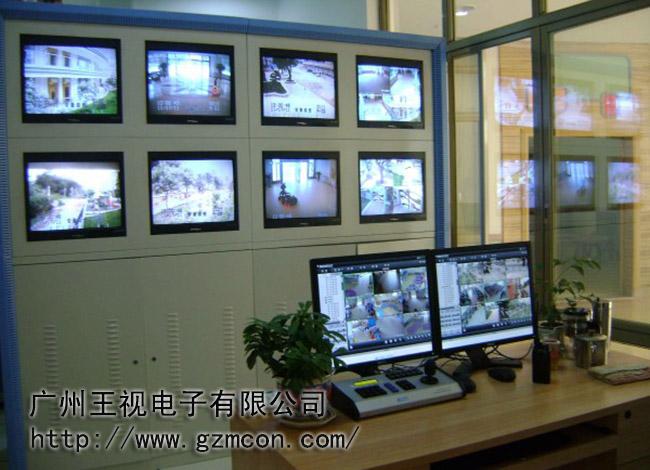 此次项目中洛阳监控视频矩阵是监控系统的核心.